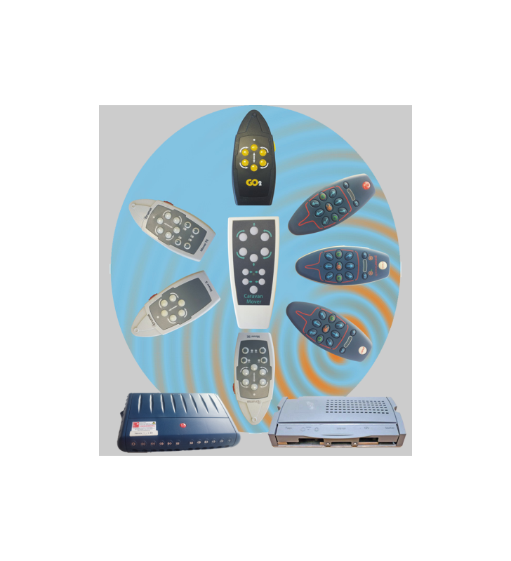 Mover afstandsbediening Uni Truma /Powermover -