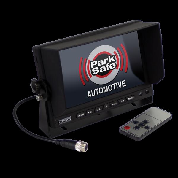 "Achteruitrij Camera set  incl 7""monitor -"