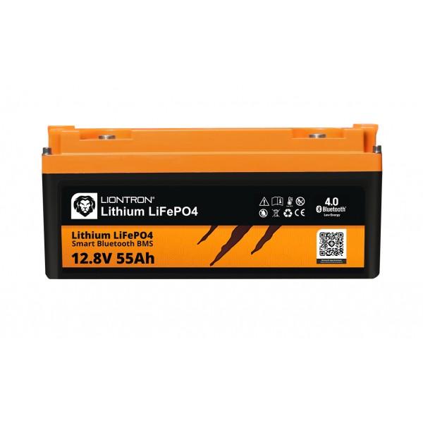 Liontron  Lithium 55 ah LX Smart -
