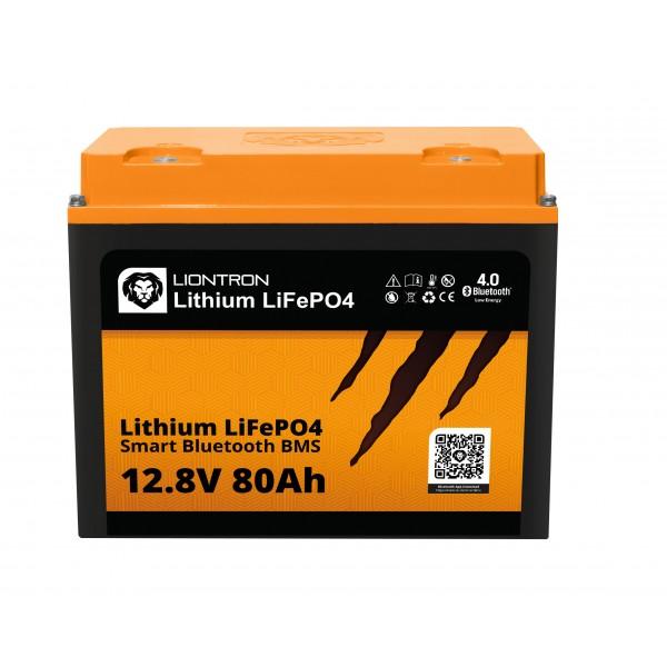 Liontron Lithium 80 ah LX Smart -