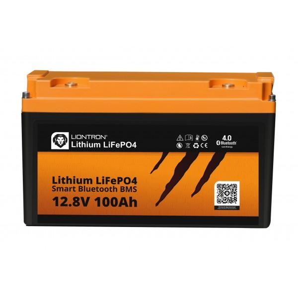 Liontron Lithium 100 ah LX Smart -