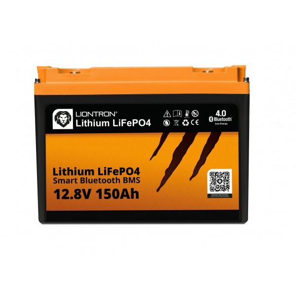 Liontron Lithium 150 ah LX Smart -