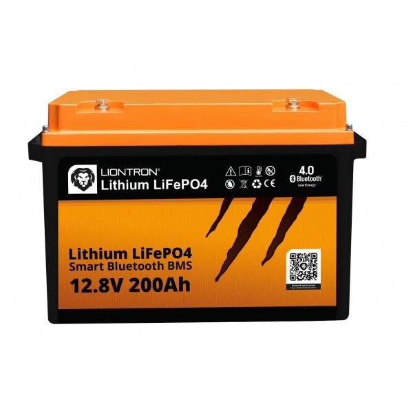 Liontron Lithium 200 ah LX Smart -