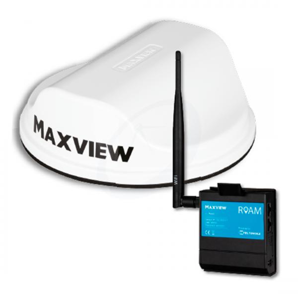 Maxview Roam - mobiele 4G / WiFi oplossing -