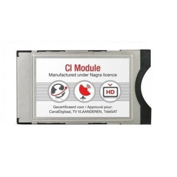 M7 CI Module Mediaguard CanalDigitaal/TVV -