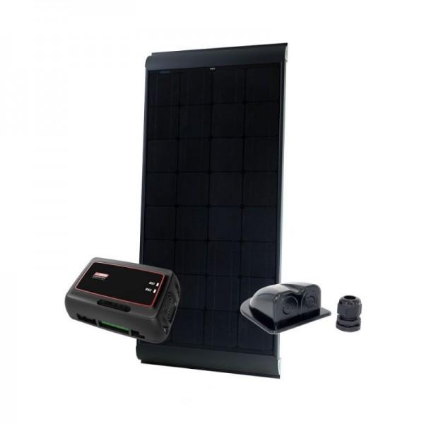 NDS BLACKSOLAR 115W Zonnepaneel SET + SC320M -