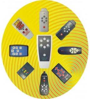 Mover Universele afstandsbediening oude modellen -