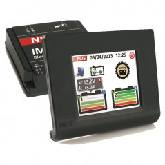 NDS IMANAGER Met Touchscreen (Wired Data) -